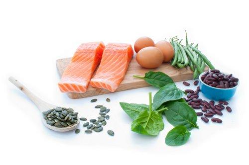 Optimum Nutrition Feature