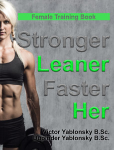 stronger learner faster her training bookcover