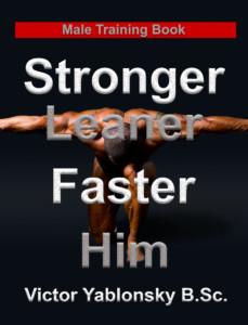 stronger leaner faster him training bookcover