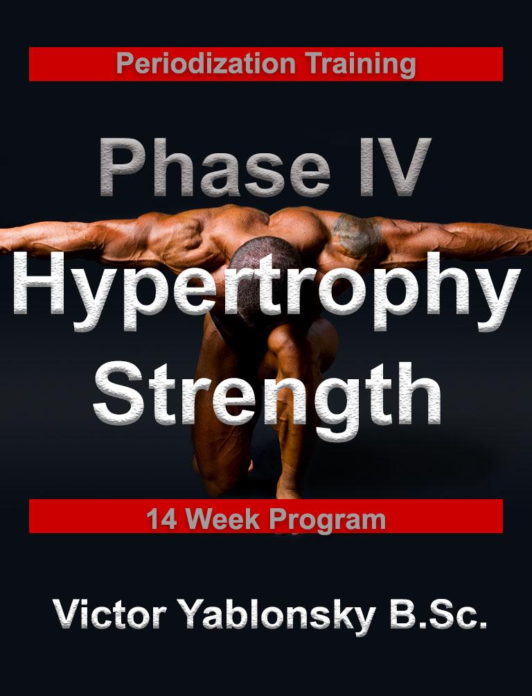 stronger leaner faster training book