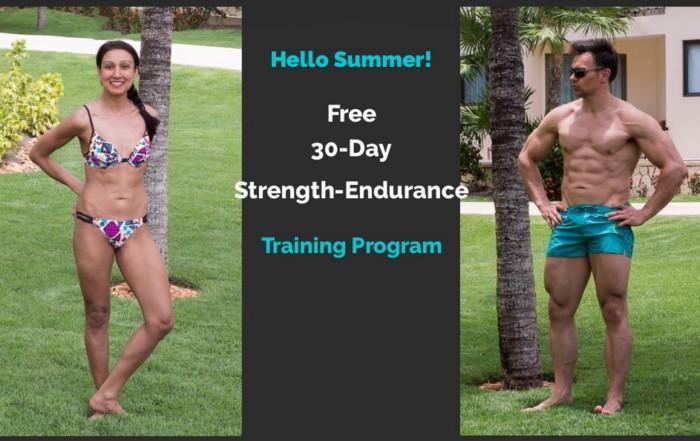 strength endurance training program