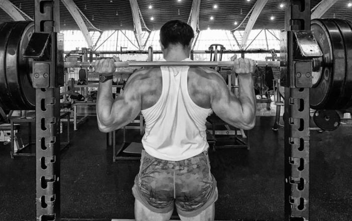 Metabolic Flexibility squat
