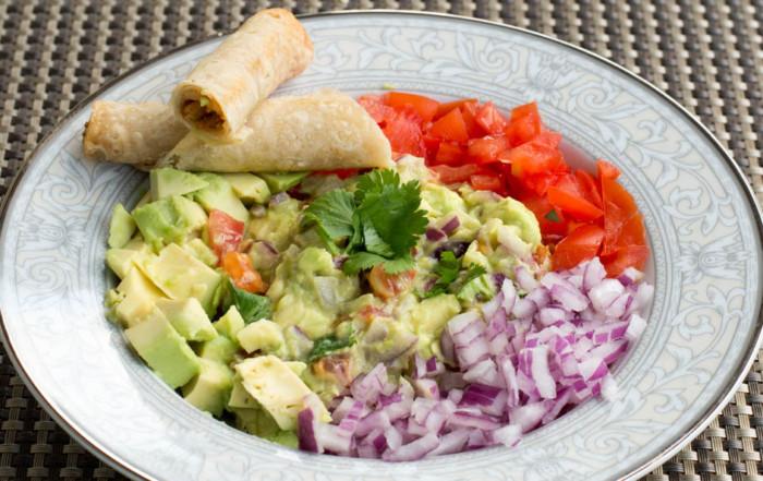 guacamole salsa recipe healthy