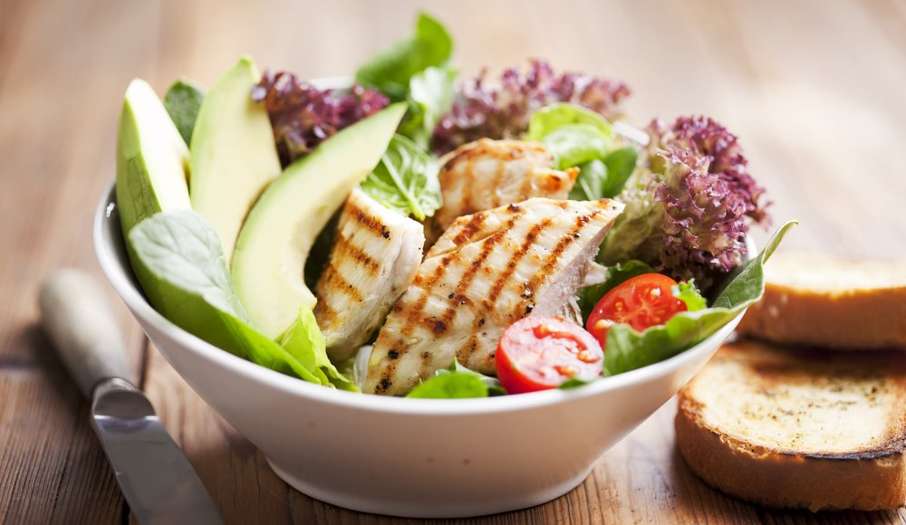healthy eating considerations for flight