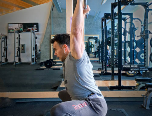 Power Snatch — Explosive Strength Development