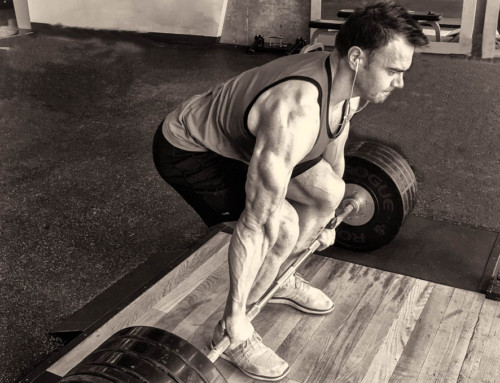 Power Clean —  Explosive Strength Development