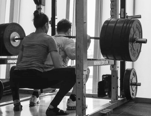 Squats equal Stronger Body
