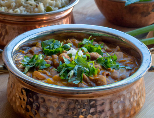 Healthy Restaurant-Style Indian Rajma—Kidney Bean Curry Recipe