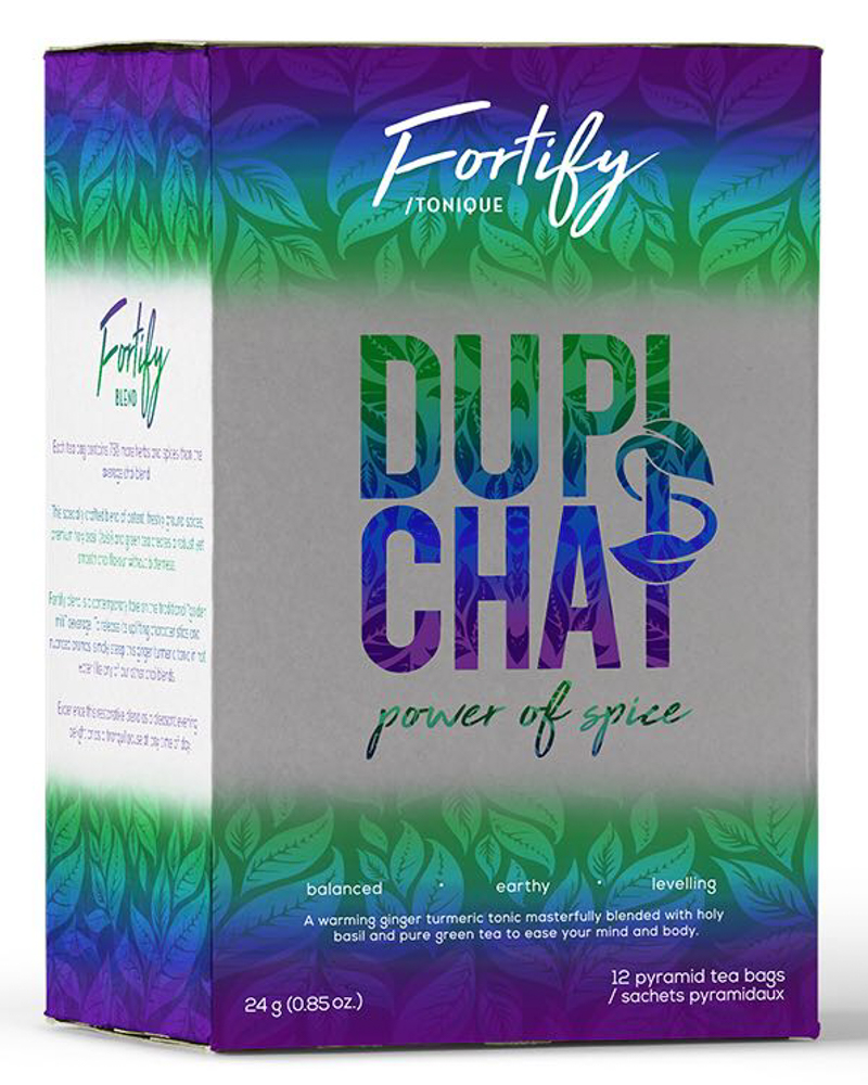 fortify Healthy Fit Chai Tea